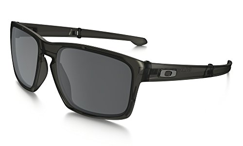 Oakley Men's Sliver Foldable Sunglass - Matte Gray Ink/Black Iridium - Work Oakley Sunglasses
