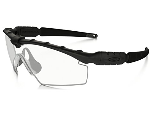 Oakley SI BALLISTIC M FRAME 2.0 STRIKE BLACK FRAME / CLEAR LENS - APEL - Oakley Replacement O