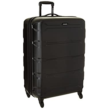 Samsonite Omni PC Hardside Spinner 28, Black, One Size