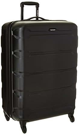 Samsonite Omni PC Hardside Spinner 28, Black, One Size
