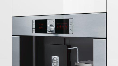 Bosch Kaffeevollautomat Einbau bosch tcc78k751 einbau kaffeemaschine 59 5 cm intelligent heater