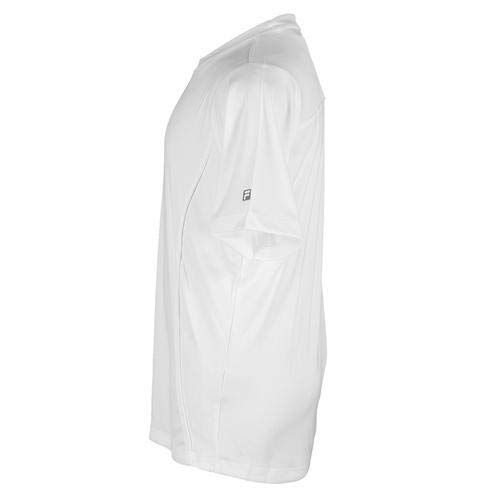 Peacoat bianco Xs Shirt Crew Fundamental Boy's wnqvIAH6v