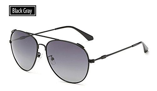 de gafas pesca libre mujeres gris gafas polarizadas oro UV400 guía grey sol Sunglasses Gafas sol al de TL aire de black deportivas hombres aRWw0EqYO