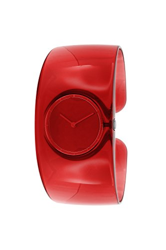 Issey Miyake Women's O Watch Red Rose #SILAW004