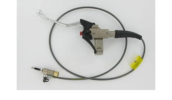 Magura Jack hidráulico del embrague sistema 0120682: Amazon.es: Coche y moto