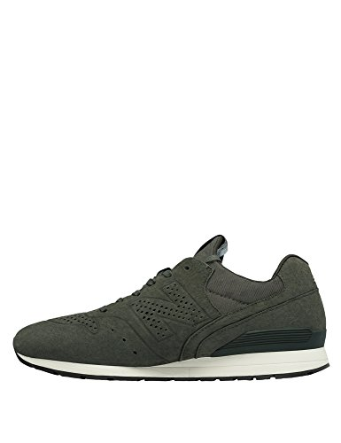 New Balance Men's 996 Men's Leather Khaki Sneakers Leather And Synthetic Verdone