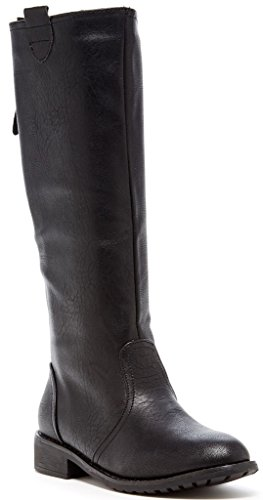 Bucco (Black Womens Boots)