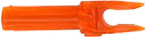 Gold Tip GTO Series F/G Nock (12-Pack), Neon Orange