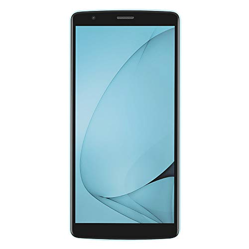 Redvive Top Blackview A20 Android GO 3G Smartphone 5.5inch Screen MTK6580M 1GB RAM 8GB ROM (European Plug)