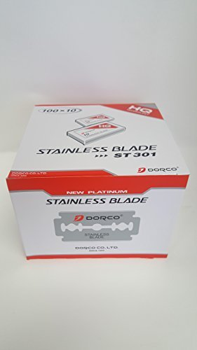 Dorco St 301 - 100 X 10 Blades