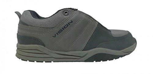 Vision Street wear Skateboard Shoes Since 1976 Grey