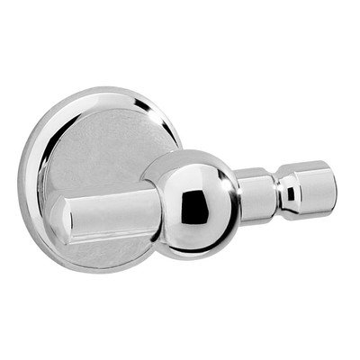 Valsan Sintra Wall Mounted Double Hook Finish: Polished Nickel