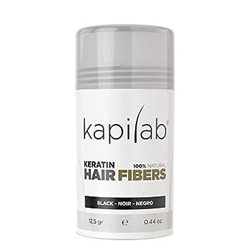 Kapilab Fibras Capilares (12,50 gramos, Negro)