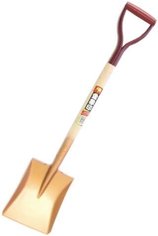 浅香工業 角ショベル 金象 000666 本体: 奥行81.5cm 本体: 高さ5cm 本体: 幅18cm