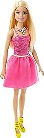 Barbie Glitz Doll, Pink Dress