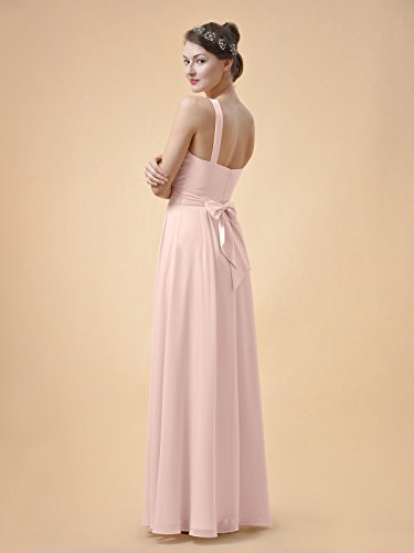 Dress Bridesmaid Maxi Long Evening A Line Prom Bridal Gown Dress Party Alicepub Lilac PvtwU