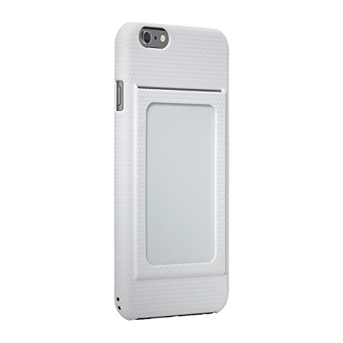 BlueVision Slim Type with Card Slot case for iPhone 6 (White)