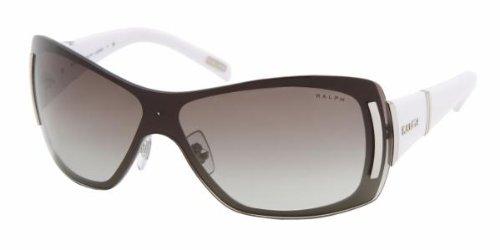 Gafas de Sol Ralph RA4026 MATTE SILVER/WHITE MARBLE - GREY ...