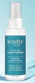 product image for Alcohol-Free Hand Purifier | Essential Oils | Aloe | Soothes and Protects | Cleanses and Softens Hands