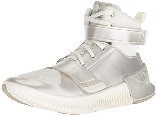new style d9e2e b5304 Under Armour Women's Ultimate Speed Mid Sneaker Metallic Faded Gold (900)/ Ivory 12