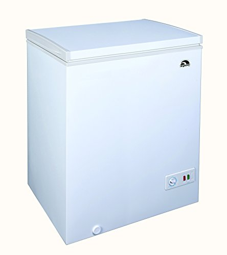 Igloo 5.1 Cubic Foot Chest Freezer