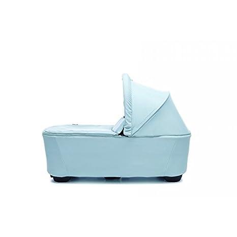 Easywalker - Capazo mini stroller carrycot ice blue azul medio: Amazon.es: Bebé