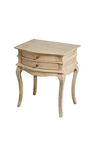 My-Furniture Les MILLES - Comodino Anticato Stile Provenzale ...