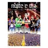 DVD - Noite e Dia - Ao Vivo em Goiania - Villa Mix