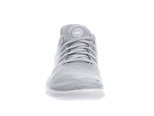 NIKE Women's Free RN 2018 Running Shoe Wolf Grey/White-white-volt cheap sale perfect FZIDg