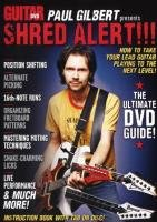 DVD : Jimmy Brown - Guitar World: Paul Gilbert Presents: Shred Alert (DVD)