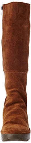 Yust Camel Women's Brown Fly London Boots OvZqHUw
