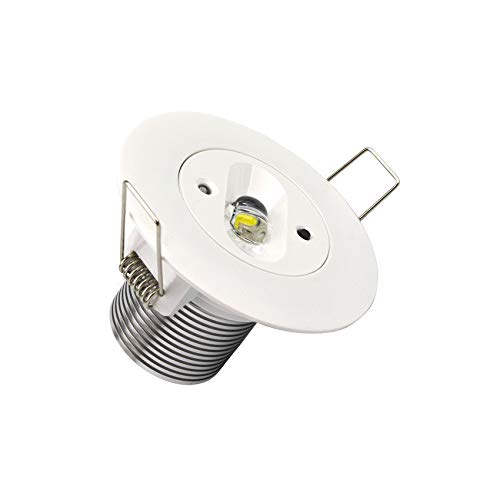 Foco Downlight LED Emergencia 5W Iluminación Lineal efectoLED: Amazon.es: Iluminación