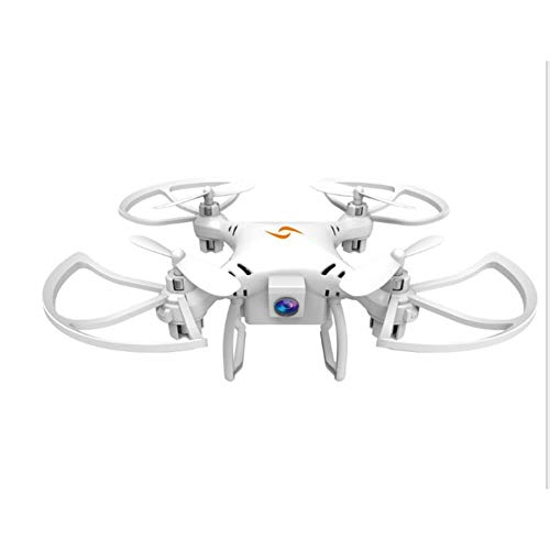 dacyflower Mini RC Helicopter UAV 2.4Ghz 6-axis gyro 4-Channel Four-axis Aircraft Anti-Drop Drone Cool Lighting Remote Control Aircraft Training is a Good Choice