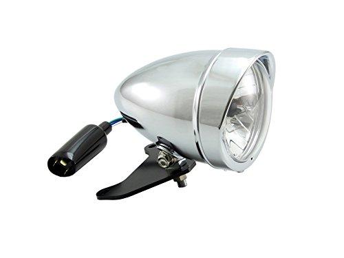 ハリケーン (HURRICANE) ヘッドライトキット 4インチ ブレットタイプ レブル250 レブル500 HA5737 B078X5N6TK 4インチブレッドタイプ