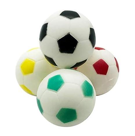 ymx802 Venta al por Mayor pequeño balón de fútbol Squeaky Ball ...