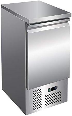 Saladette/Kühltisch PREMIUM - 0,43 x 0,7 m - mit 1 Tür