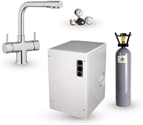 SPRUDELUX PowerSoda - sistema de agua potable bajo fregadero ...