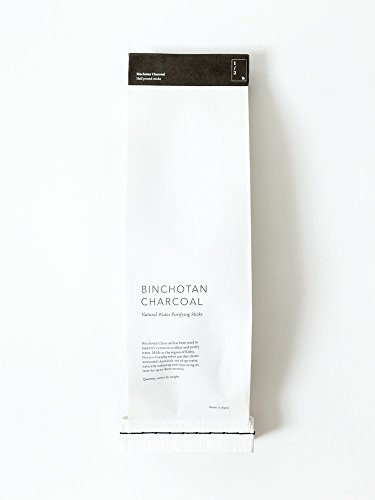 Morihata Binchotan Activated Charcoal Natural Water Purifying Sticks - ½ LB by Morihata