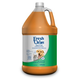 Fresh'n Clean Flea and Tick Small Pet Conditioning Shampoo, 1-Gallon, My Pet Supplies