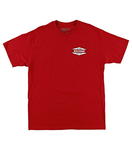 FMF Hawthorne T-Shirt (SMALL) (RED) for sale  Delivered anywhere in USA