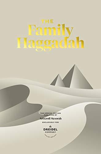 The Family Haggadah Passover Handbook Guide (Family Haggadah, Set of 10) by The Dreidel Company (Image #1)