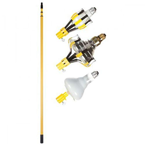BAYCO LBC-600SDL Bulb Changer, 1, Yellow