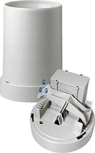 Wireless Self Emptying Rain Bucket - Professional house Compatible with TX58UN-IT La Crosse Technology Wireless Self-Emptying Rain Gauge