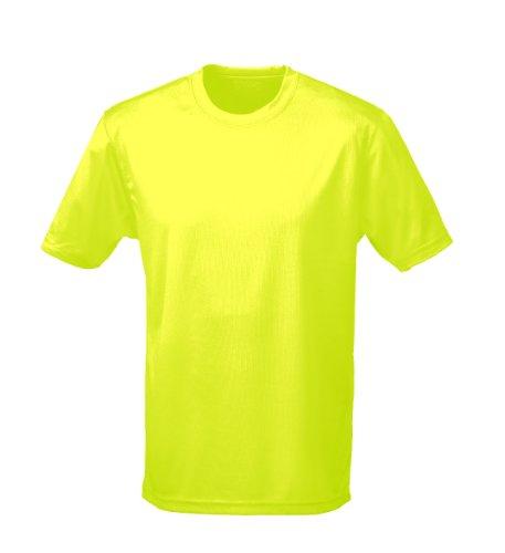 AWDis Cool T-Shirt XXL Electric Yellow