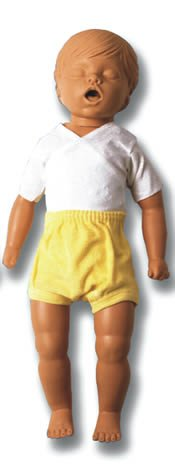 (Rescue Billy 6 to 9 Month Old - Infant Water Rescue Manikin)