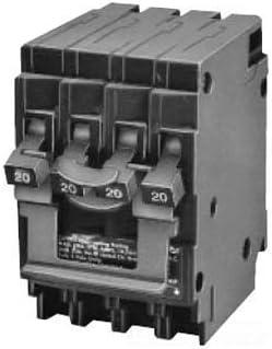 SIEMENS Q22050CT2 N 20 50A 240V 4P New Quad