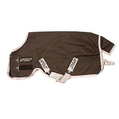 Horseware Amigo Bravo T/O Blanket 250g 75 Brown by Amigo Blankets