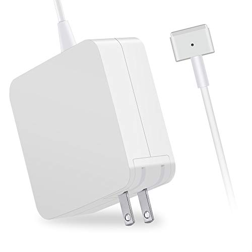 Omilik 60W T-Tip Power Adapter Replacement Charger Compatible with Apple MacBook Air Pro with 13inch - After Late 2012 and Other 13.3-inch Pro Series Apple Computer Charger A1425/1436
