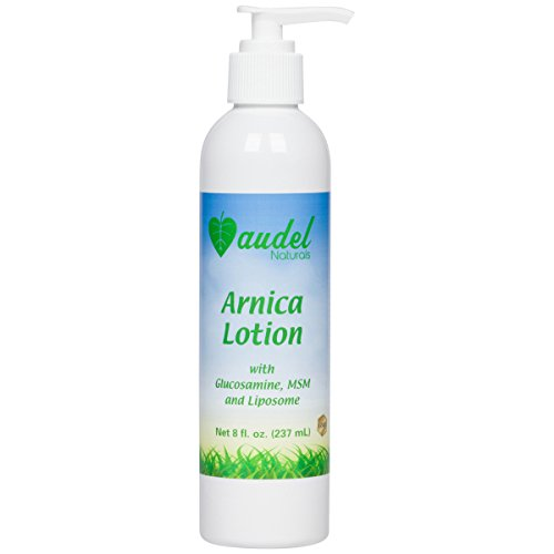 Audel Naturals Arnica Lotion with Glucosamine