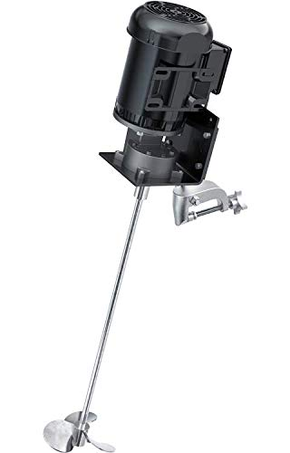 1//2 HP Electric Gear Drive Economy Clamp Mount Mixer Direct
